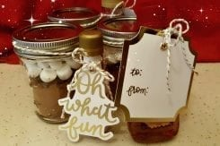 Gift Idea: Vegan Hot Chocolate Mix
