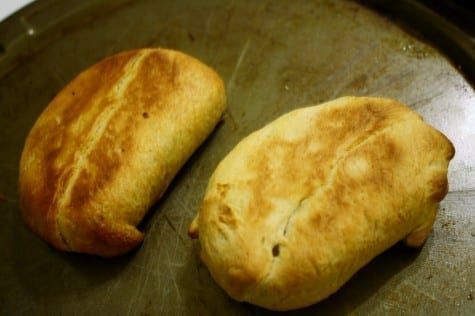 Wellingtons out of the oven