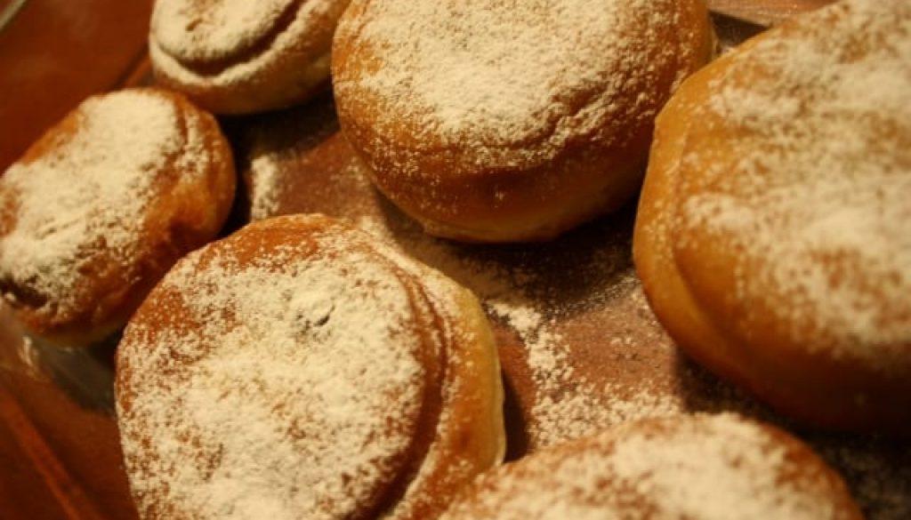 paczki jelly donuts