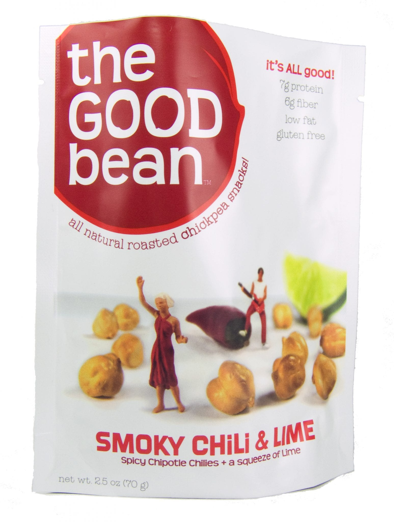 The Good Bean Chili Lime