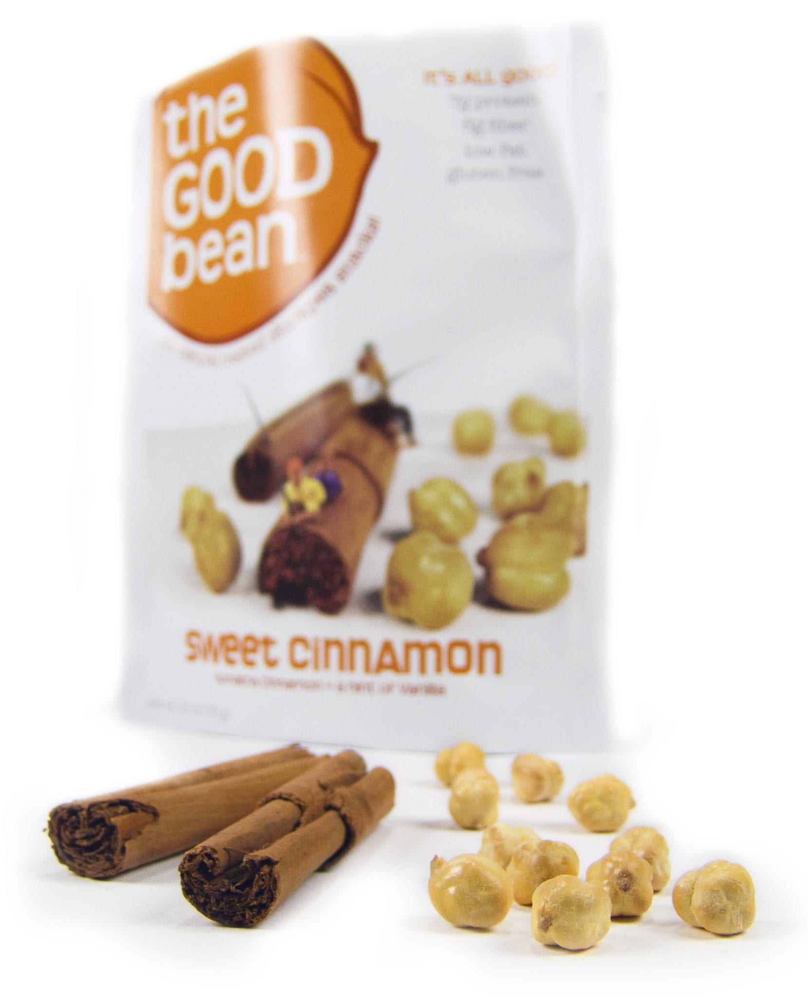 The Good Bean Cinnamon