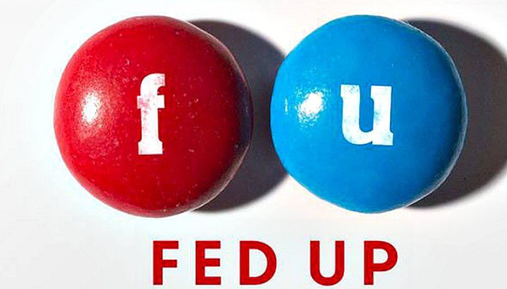 Fed Up Facebook Banner