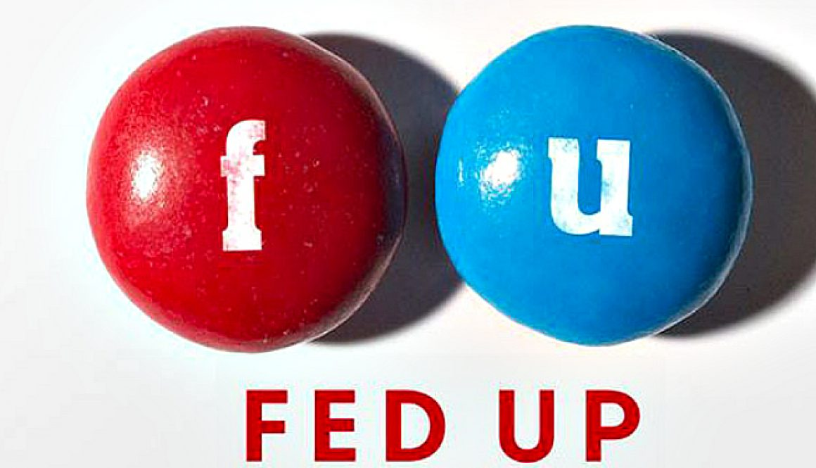 Fed Up Facebook Banner