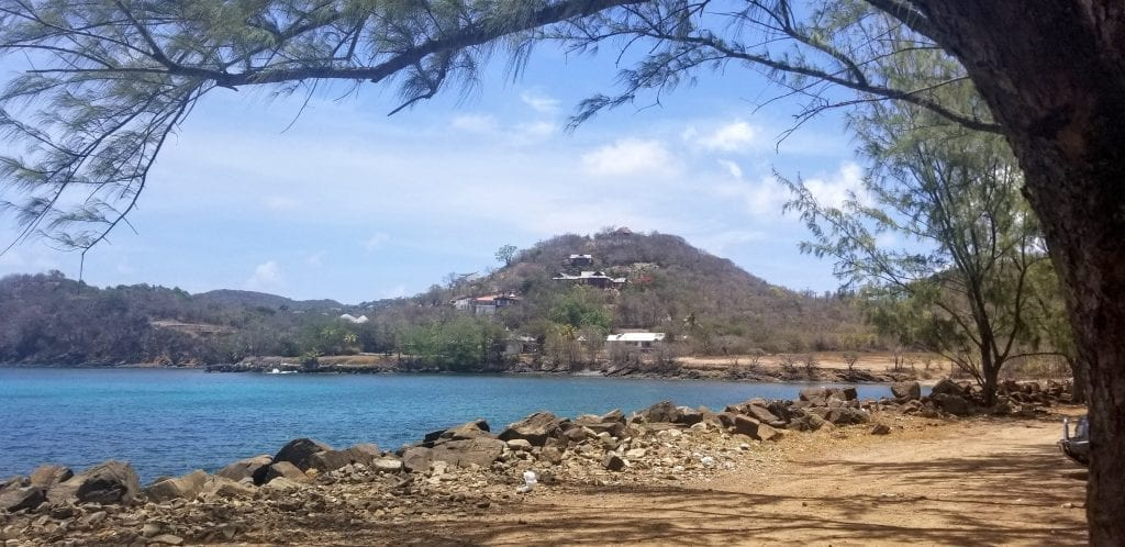 My Views from Pigeon Island