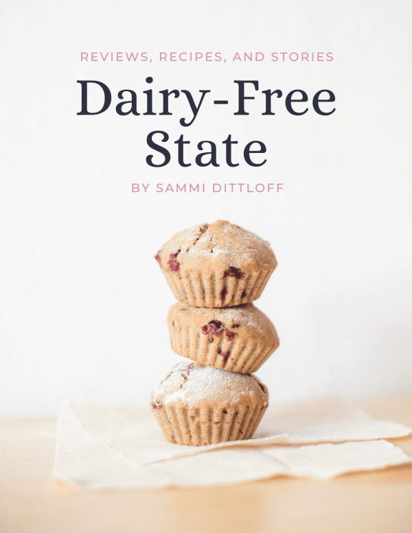 Dairy-Free State eBook
