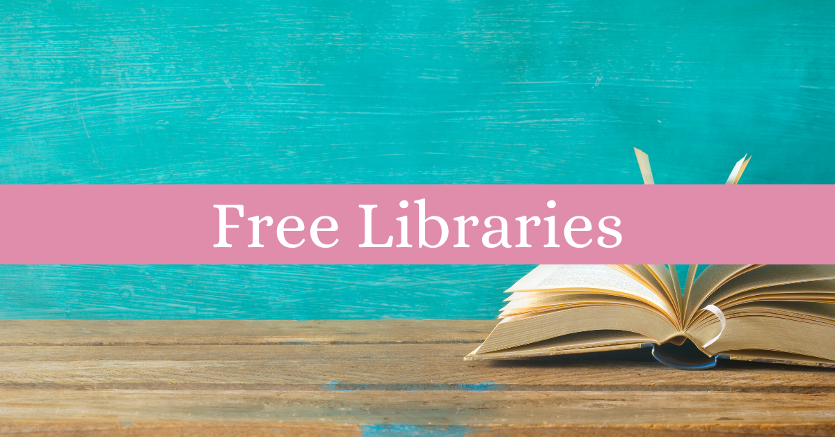 Free libraries and books