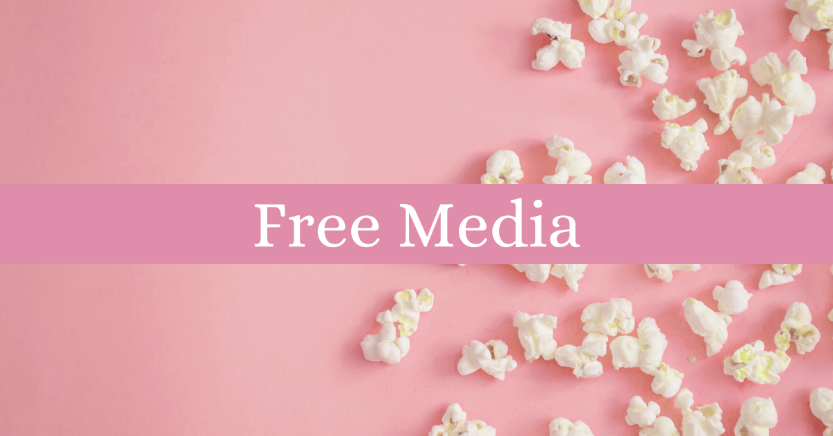 Free movies, TV, and other media