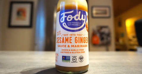 Fody Sesame Ginger Marinade