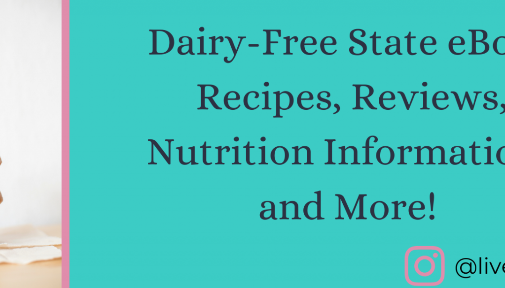 eBook slider photo for Dairy-Free State book