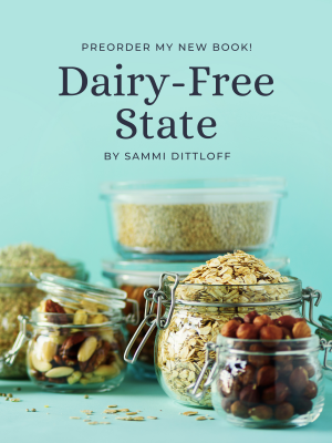 Dairy-Free State 2nd eBook Preorder Cover
