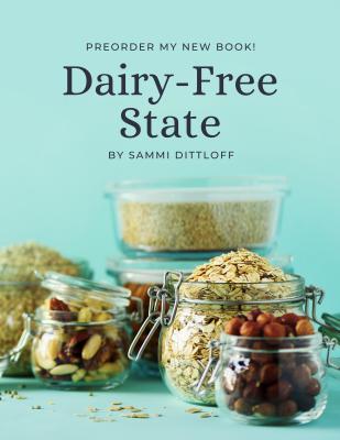 Dairy-Free State 2nd eBook Pre-Order